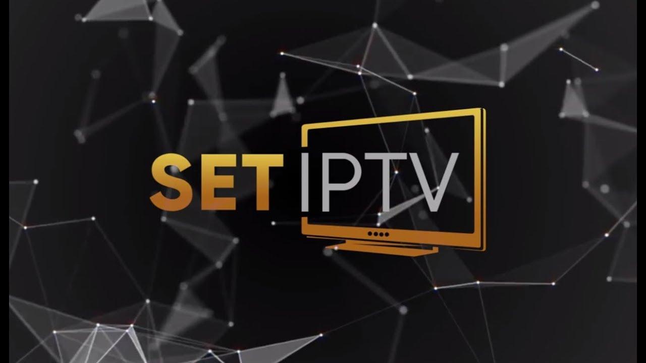 SET IPTV app